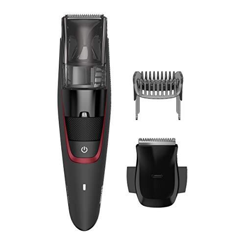 Philips Serie 7000 BT7500/15 - Recortador de barba, sistema de aspiración, ajuste fino cada 0.5 mm para el estilo deseado