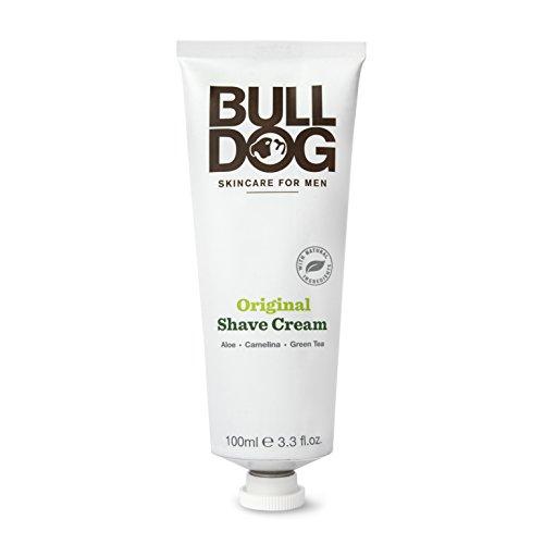 BullDog Original crema de afeitado, 100ml
