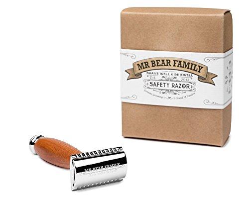 Mr Bear Family - Maquinilla de afeitar