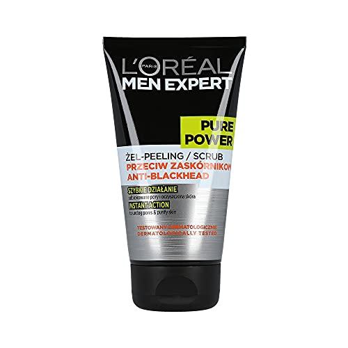 L'Oreal L'Oreal - Exfoliante Facial Hombre 150 ml