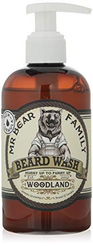 Mr Bear Family Barba Champú Woodland, 250 ml