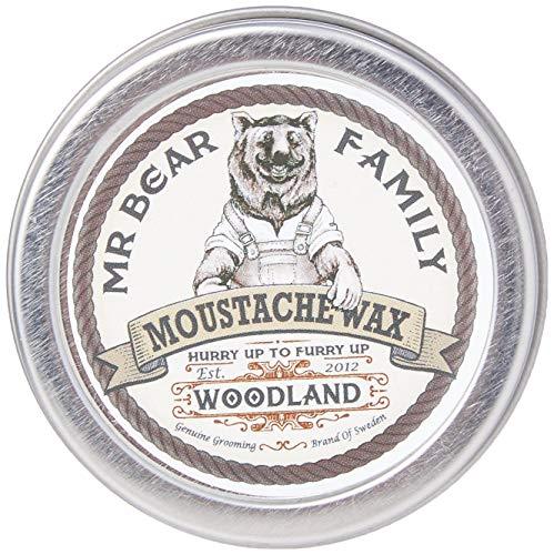Mr Bear Family, Bálsamo Woodland Especial Para Bigote 30 ml