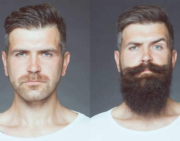 como hacer crecer la barba