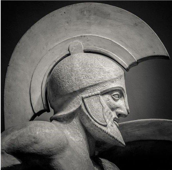 barba espartana como fazer