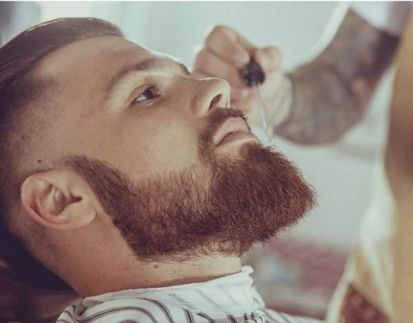 como suavizar la barba