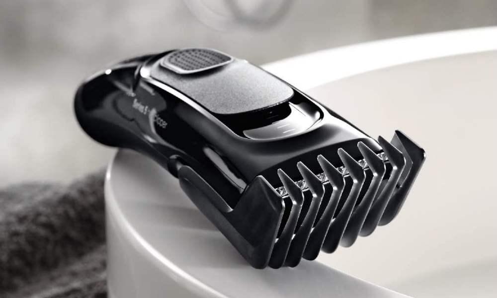 cortadora de barba braun hc5050
